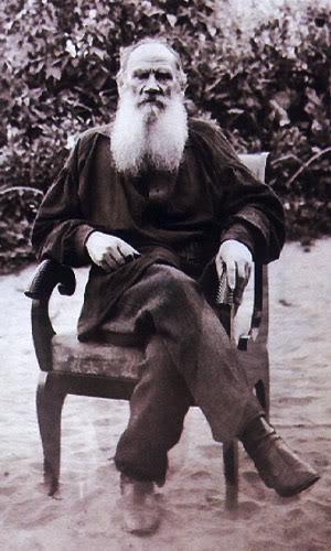 La vida y los diarios íntimos de León Tolstoi Tolstoi_3