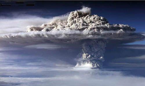 Fotos de la erupción del volcán Puyehue Puyehue04a