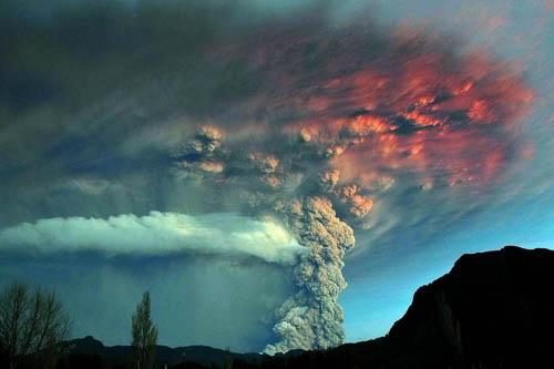 Fotos de la erupción del volcán Puyehue Puyehue09a