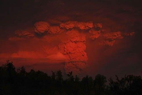 Fotos de la erupción del volcán Puyehue Puyehue11a