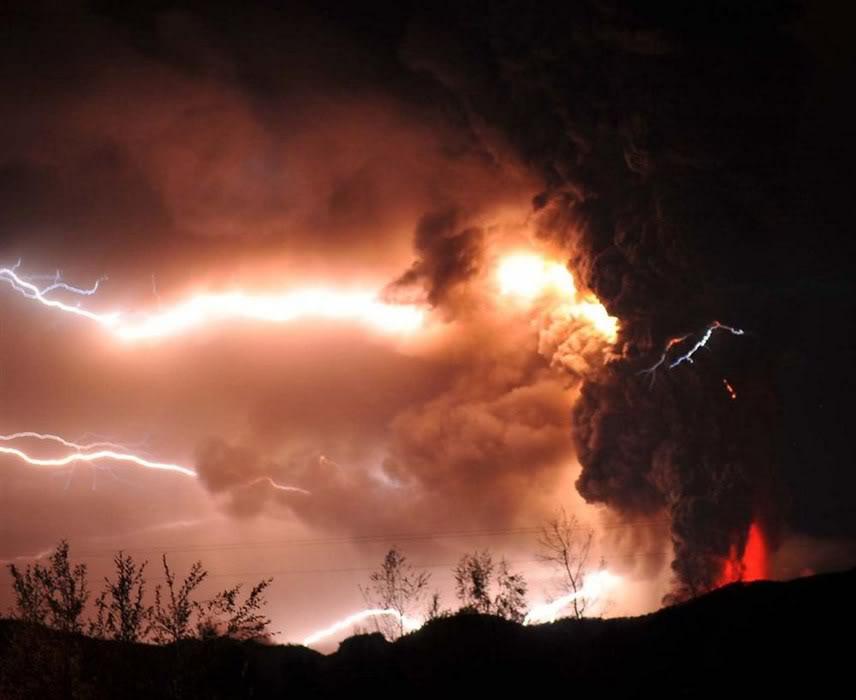 Fotos de la erupción del volcán Puyehue Puyehue15