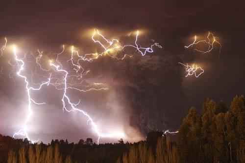 Fotos de la erupción del volcán Puyehue Puyehue16a