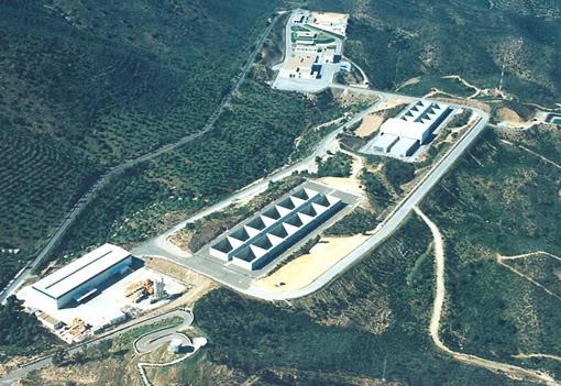 Centrales nucleares: un genocidio radiactivo seguro. El_cabril