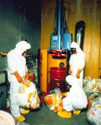 Centrales nucleares: un genocidio radiactivo seguro. Medioambiente01