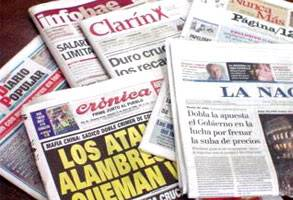 El dilema del periodismo profesional Diarios_2