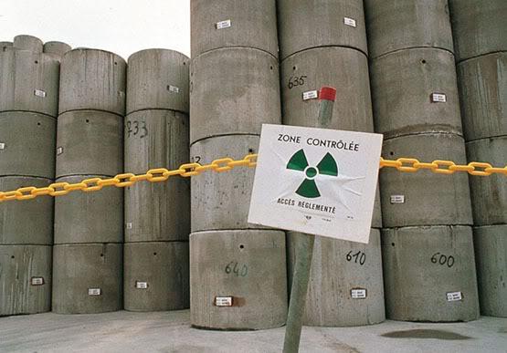 Centrales nucleares: un genocidio radiactivo seguro. Residuosnucleares2