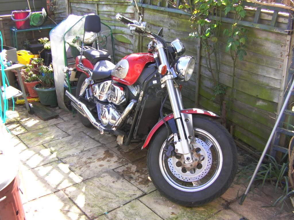 My Bike .......... 1997 Suzuki VZ800 Bikesandstuff008