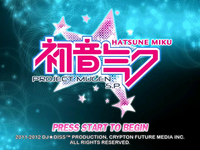Hatsune Miku: Project MUGEN S.P. 21754944