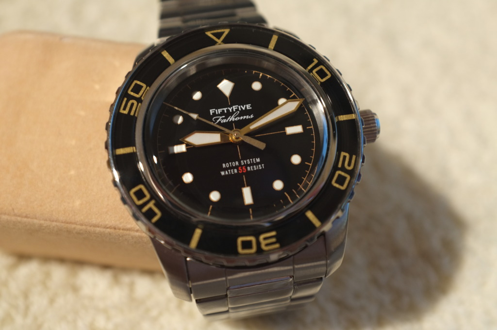 Vendo Seiko Fifty Five Fathoms (SNZH57K1) DSCF1653