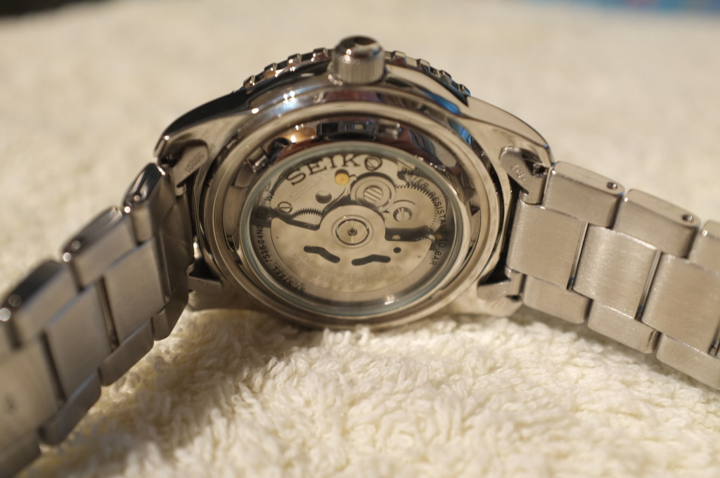 Vendo Seiko Fifty Five Fathoms (SNZH57K1) DSCF1662