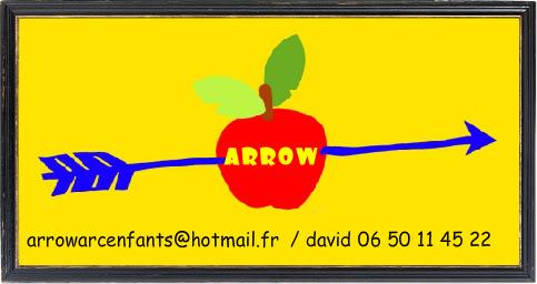 Flêches Carboloisir BEMAN  Arrowlogocopie-1