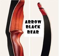 Recurve Black  Bear  Blackbear2-1