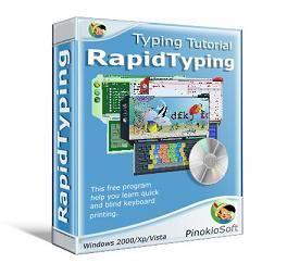 اكتب بسرعة خارقة وبدون اى اخطاء مع RapidTyping Tutor 4.6.4  RapidTyping