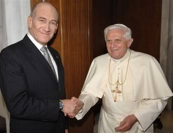Graig-Oxley Truthtelling Olmert-and-Pope