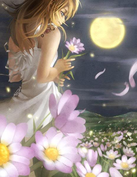 Juliet Regan III ~ Princess of a Lost Cause~ [Complete] Flower-1