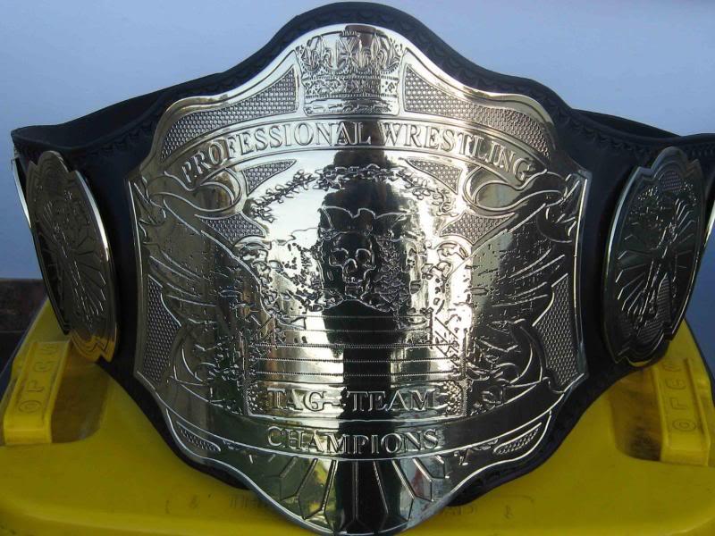 Title Belts Supercon