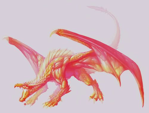 If I were a dragon ... I would look like this .. - Page 38 SylvanDragonTopaz