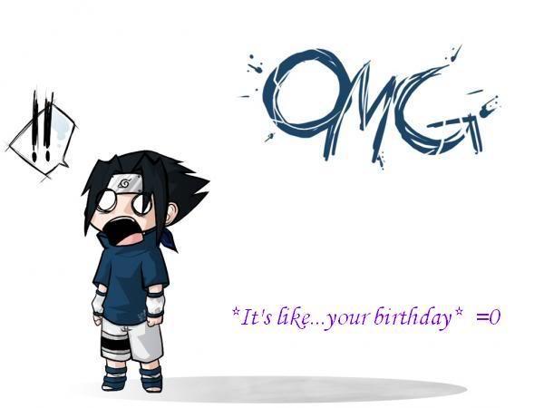 Feliz Cumpleaños Barbaraaaaaa ! >w<! Omg-sasuke