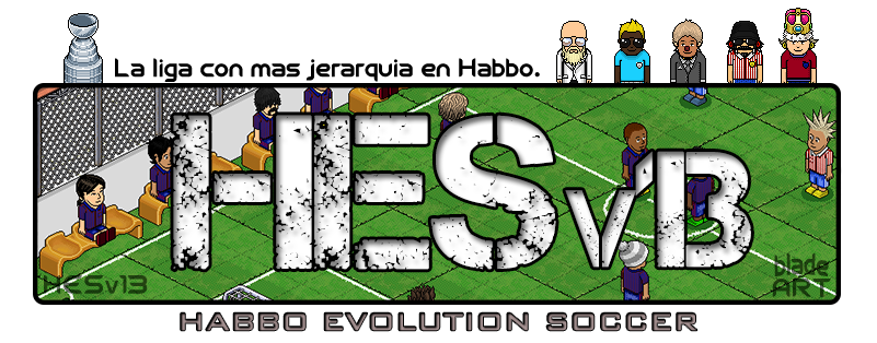HES Habbo Evolution Soccer