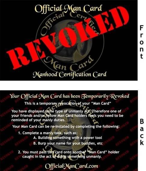 TCF Book Club Resurrected-January 2010 ManCardRevoked
