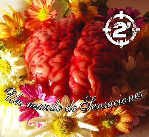 2 Minutos - Un mundo de sensaciones ArteMundoCover