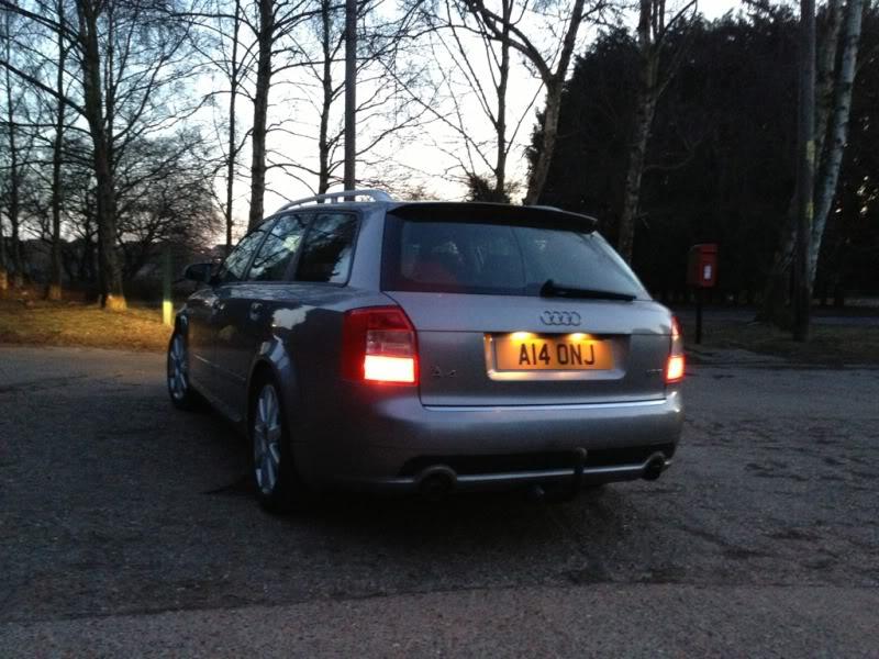04 plate Audi estate 1.8 t  15DB3EBC-E0F2-45D9-B044-AD2EC8C8B96A-333-0000001EBCC43414