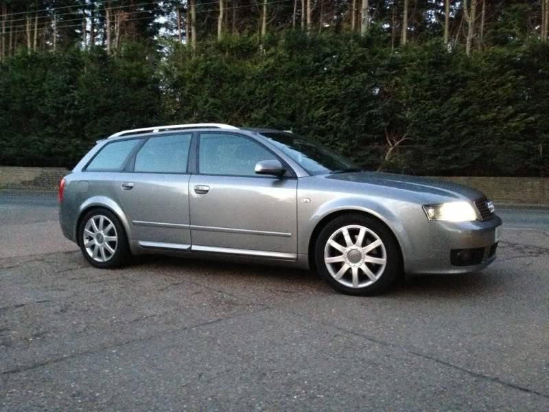 04 plate Audi estate 1.8 t  B6281E77-172A-43BC-A87C-9CD5935D10E0-333-0000001EAD9234D0