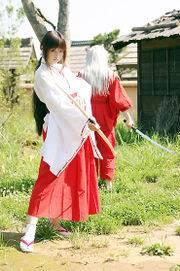 Cosplays de Inuyasha y R. Kenshin 180px-Yasya_cosplay