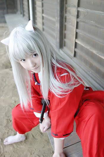 Cosplays de Inuyasha y R. Kenshin 8cf2c076