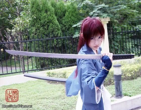 Cosplays de Inuyasha y R. Kenshin F6c3febe