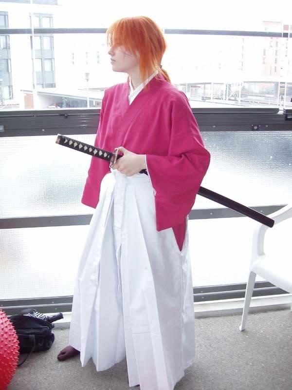 Cosplays de Inuyasha y R. Kenshin Wappu2005003