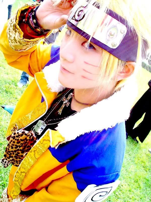 Cosplays de Naruto 200510
