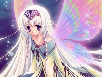 صور فراشات أنمي Butterfly