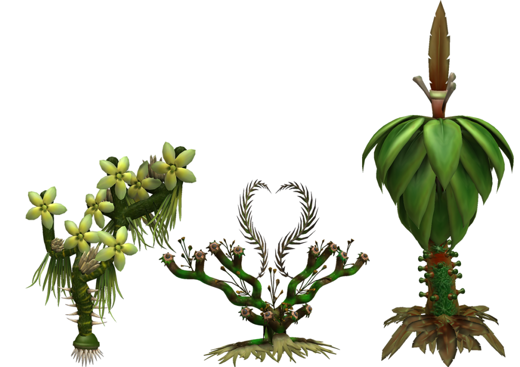 Sradona, Mardiala y Pelbero [JDF] FloraturasWigazo
