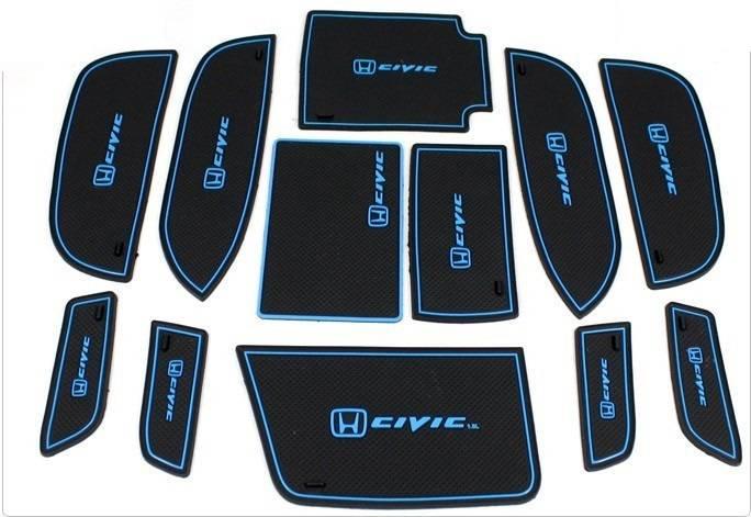 Tapetinhos de Borracha para porta-treco Civic_non_slip_blue_zps562b4948