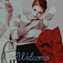 Hey hey! Just look! {2/5} Welcome