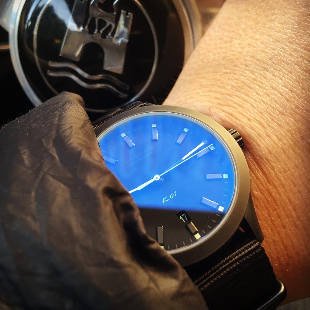 Votre montre du jour A1C0C1BD-9AC1-4917-ADF9-4FC2EB43363E
