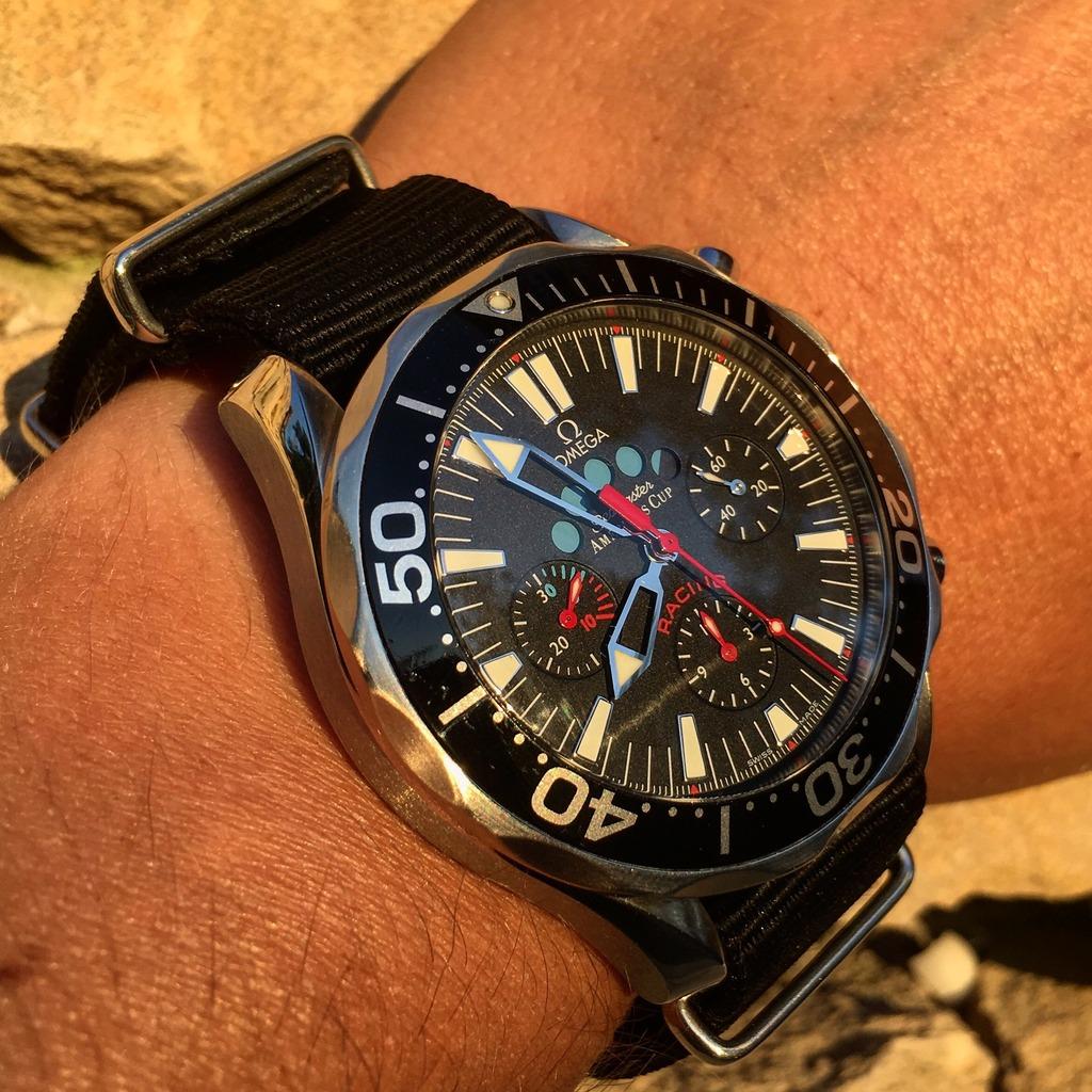 la plus belle des Seamaster 300 selon vous 79198541-387A-43DB-A511-3ACD356A750C