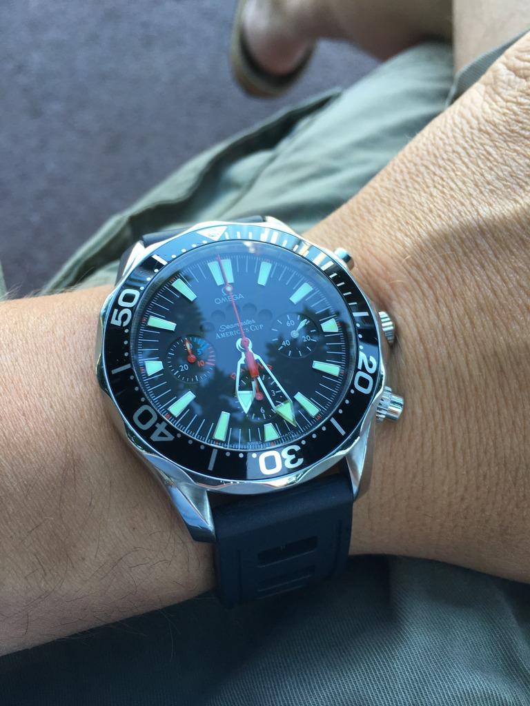 omega - Omega Seamaster America's Cup Racing 83247355-1238-44E3-9A53-F08108D811EA