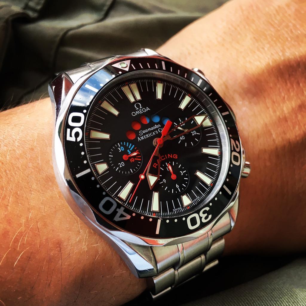 omega - Omega Seamaster America's Cup Racing BBA11925-47AF-4581-B418-5A2A0F9B5813