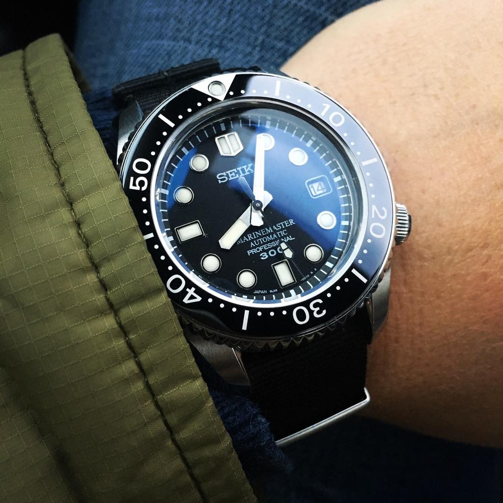 Votre montre du jour C2BF8190-7F6E-4508-82AD-0EB2743DFD44