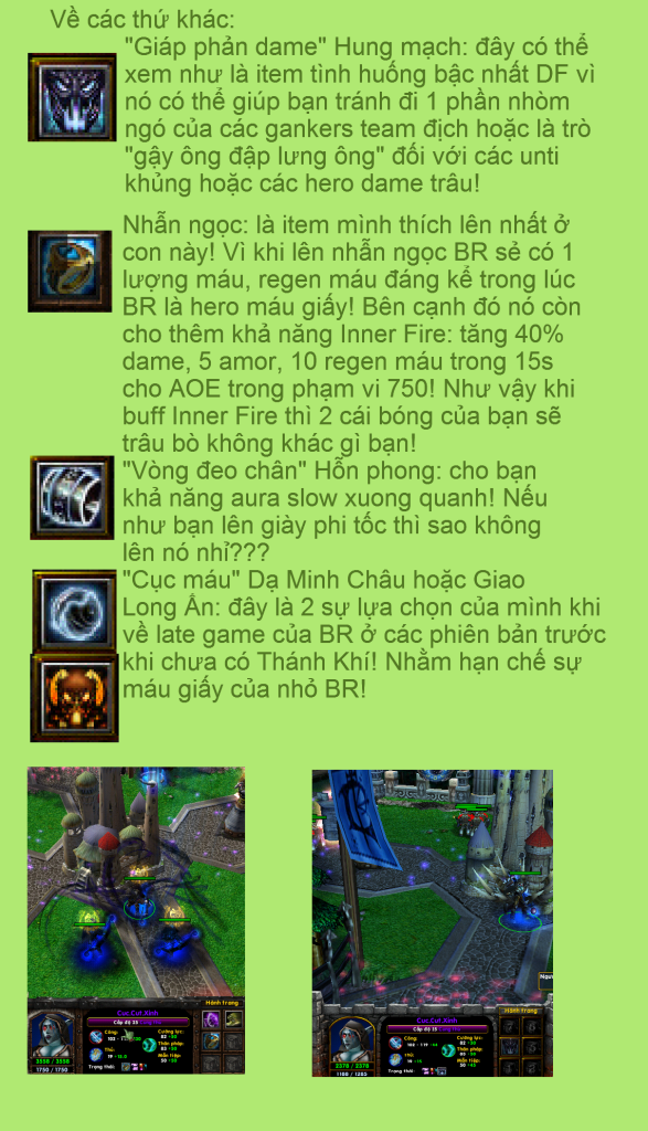 [Guide Chọn Lọc]Guide Cung thủ - By G.Stars..Crisis (2) 10-1