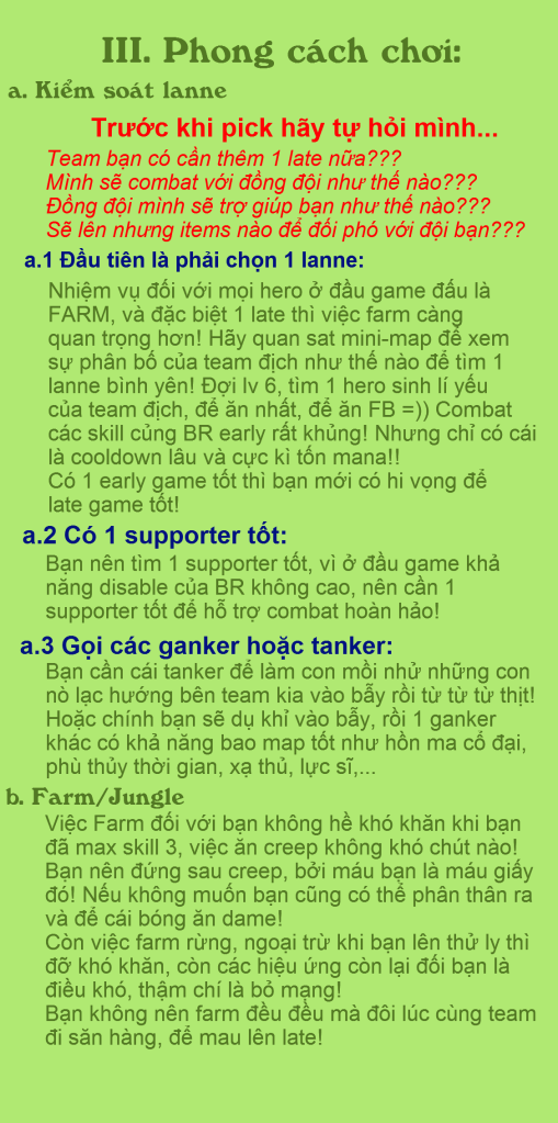 [Guide Chọn Lọc]Guide Cung thủ - By G.Stars..Crisis (2) 13