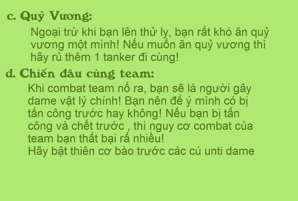 [Guide Chọn Lọc]Guide Cung thủ - By G.Stars..Crisis (2) 14