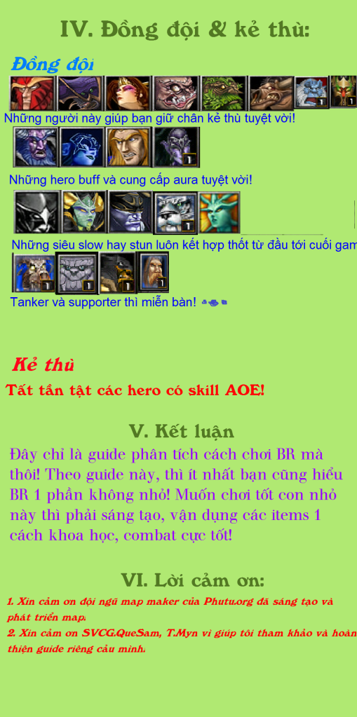 [Guide Chọn Lọc]Guide Cung thủ - By G.Stars..Crisis (2) 15