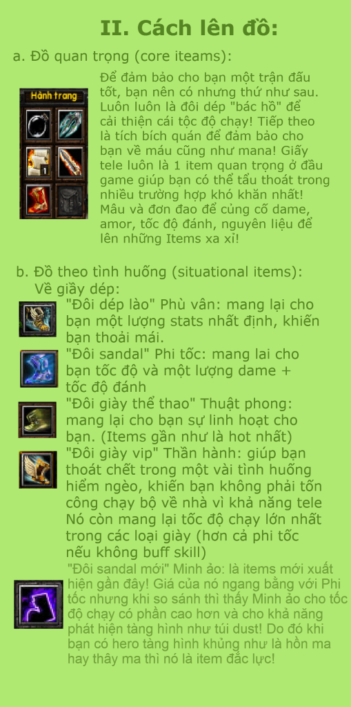[Guide Chọn Lọc]Guide Cung thủ - By G.Stars..Crisis (2) 8-1