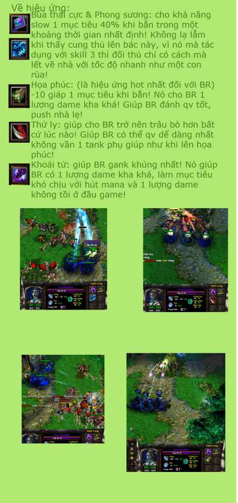[Guide Chọn Lọc]Guide Cung thủ - By G.Stars..Crisis (2) 9