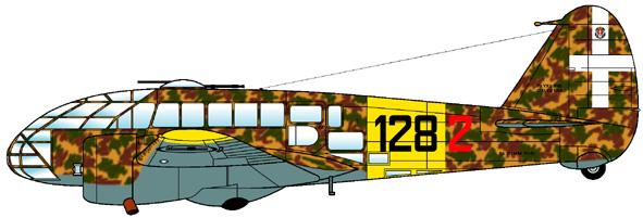 Caproni CA. 313  1/72  Italeri 32_2_b1_zps39f8408e