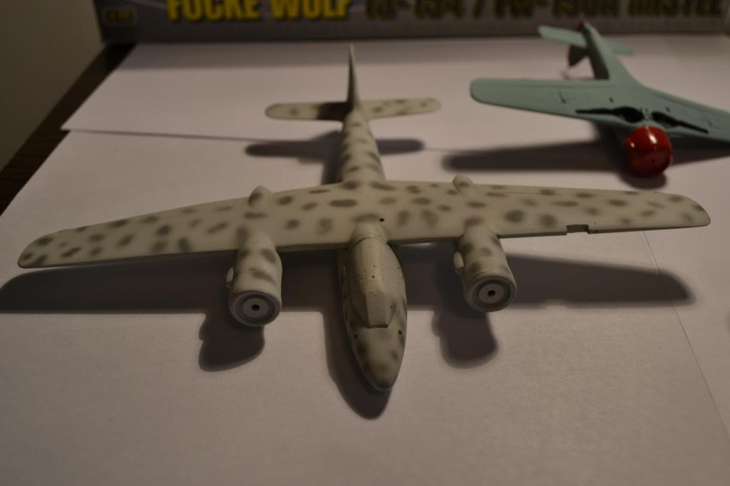 FOKE WULF Ta 154/ FW -190 A MISTEL  AIRFIX 1/72+ FW 190 A HELLER 1/72 DSC_0336_zpsdf374686