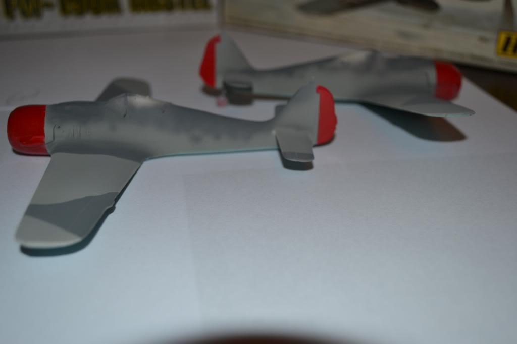 FOKE WULF Ta 154/ FW -190 A MISTEL  AIRFIX 1/72+ FW 190 A HELLER 1/72 DSC_0344_zpsfebdc290